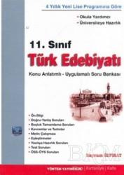 Yöntem Yayınları - 11. Sınıf Türk Edebiyatı Konu Anlatımlı Uygulamalı Soru Bankası