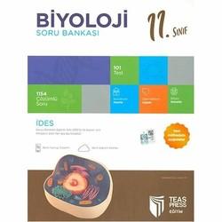 Teas Press - 11.Sınıf Biyoloji Soru Bankası Teas Press Yayınları