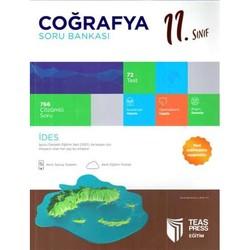 Teas Press - 11.Sınıf Coğrafya Soru Bankası Teas Press Yayınları