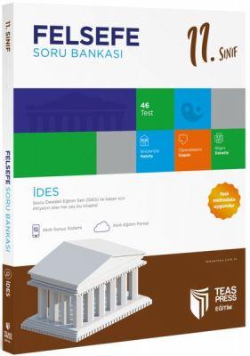 11.Sınıf Felsefe Soru Bankası Teas Press Yayınları