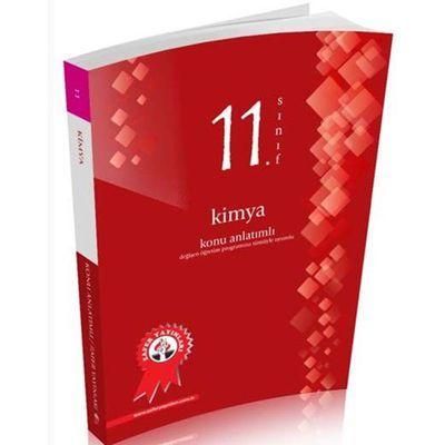 11.Sınıf Kimya Konu Anlatımlı Zafer Yayınları