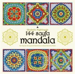 Kuzey Yayınları - 144 Sayfa Mandala