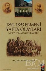 IQ Kültür Sanat Yayıncılık - 1892 - 1893 Ermeni Yafta Olayları