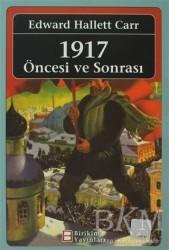 Birikim Yayınları - 1917 Öncesi ve Sonrası
