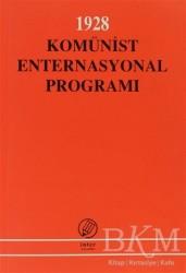 İnter Yayınları - 1928 Komünist Enternasyonal Programı