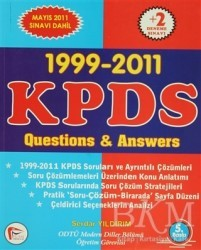 Pelikan Tıp Teknik Yayıncılık - 1999-2011 KPDS Questions & Answers