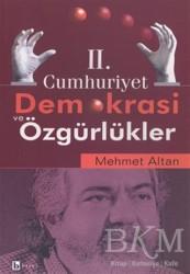 Birey Yayıncılık - 2. Cumhuriyet Demokrasi ve Özgürlükler