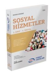 Murat Yayınları - 2. Sınıf 4. Yarıyıl Sosyal Hizmetler Kod:7641 Murat Yayınları