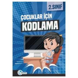 Molekül Yayınları - 2. Sınıf Çocuklar için Kodlama Molekül Yayınları