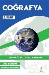 Çıra Yayınları - 2. Sınıf Coğrafya Konu Özetli Soru Bankası