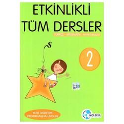 Molekül Yayınları - 2. Sınıf Etkinlikli Tüm Dersler Molekül Yayınları