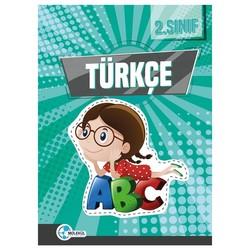 Molekül Yayınları - 2. Sınıf Etkinlikli Türkçe Atom Karınca Molekül Yayınları