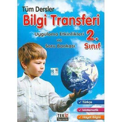 2. Sınıf Tüm Dersler Bilgi Transferi Tekiz Yayıncılık
