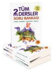 Kocagöz Eğitim Yayınları - 2. Sınıf Tüm Dersler Soru Bankası