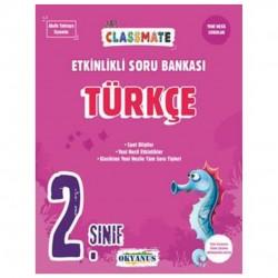 Okyanus Yayınları - 2. Sınıf Türkçe Etkinlikli Soru Bankası Okyanus Yayınları
