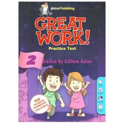 2 Th Great Work Practice Test Arel Publishing