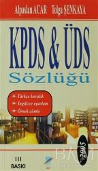 Art Basın Yayın Hizmetleri - 2005 KPDS ve ÜDS Sözlüğü