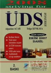 Art Basın Yayın Hizmetleri - 2008 ÜDS Deneme Sınavları