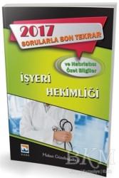 Nisan Kitabevi - Hazırlık Kitaplar - 2017 Sorularla Son Tekrar İşyeri Hekimliği