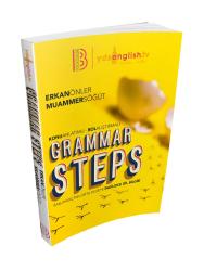 Benim Hocam Yayınları - 2018 Grammar Steps Başlangıçtan Orta Seviyeye Konu Kitabı Benim Hocam Yayınları