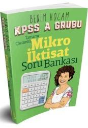 Benim Hocam Yayınları - 2018 KPSS A Grubu Mikro İktisat Tamamı Çözümlü Soru Bankası Benim Hocam Yayınları