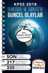 Yediiklim Yayınları - 2018 KPSS Dünyada ve Türkiye de Güncel Olaylar