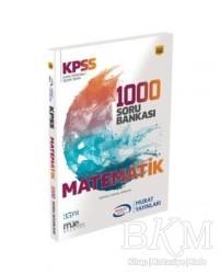 Murat Kitabevi Yayınları - 2018 KPSS Matematik Çözümlü Güncel 1000 Soru Bankası