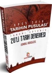 Doğru Tercih Yayınları - 2018 KPSS Tarihin Pusulası Tamamı Çözümlü 20 li Tarih Denemesi