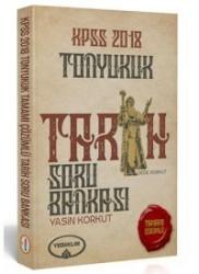 Yediiklim Yayınları - 2018 KPSS Tonyukuk Tarih Tamamı Çözümlü Soru Bankası Yediiklim Yayınları