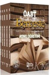 İSEM Yayıncılık - 2018 ÖABT Berceste Türk Dili ve Edebiyatı Öğretmenliği Konu Anlatımlı Modüler Set