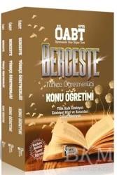 İSEM Yayıncılık - 2018 ÖABT Berceste Türkçe Öğretmenliği Konu Anlatımlı Modüler Set