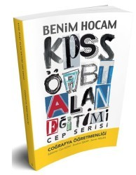 Benim Hocam Yayınları - 2018 ÖABT Cep Serisi Coğrafya Öğretmenliği
