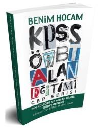 Benim Hocam Yayınları - 2018 ÖABT Cep Serisi Din Kültürü ve Ahlak Bilgisi Öğretmenliği