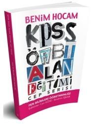 Benim Hocam Yayınları - 2018 ÖABT Cep Serisi Fen Bilimleri Öğretmenliği