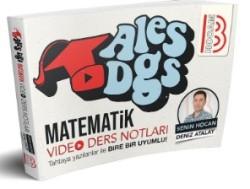Benim Hocam Yayınları - 2019 ALES DGS Matematik Video Ders Notları Benim Hocam Yayınları
