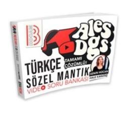 Benim Hocam Yayınları - 2019 ALES-DGS Türkçe Video Soru Bankası Benim Hocam Yayınları