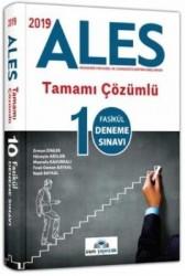 İrem Yayınları - 2019 ALES Tamamı Çözümlü 10 Fasikül Deneme Sınavı İrem Yayıncılık