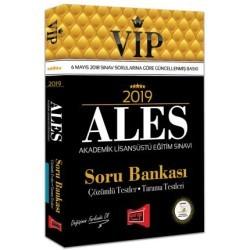 Yargı Yayınevi - 2019 ALES VIP Soru Bankası