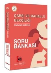 Yargı Yayınevi - 2019 Çarşı ve Mahalle Bekçiliği Sınavına Hazırlık Soru Bankası Yargı Yayınevi