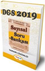 Yediiklim Yayınları - 2019 DGS Sayısal Tamamı Çözümlü Soru Bankası Yediiklim Yayınları