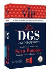Yargı Yayınevi - 2019 DGS VIP Sayısal – Sözel Yetenek Soru Bankası Yargı Yayınevi