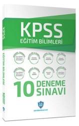 Sorubankasi.net - 2019 KPSS Eğitim Bilimleri 10 Deneme Çözümlü Sorubankası.net Yayınları