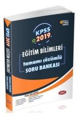 Data Yayınları - 2019 KPSS Eğitim Bilimleri Tamamı Çözümlü Soru Bankası Data Yayınları