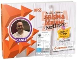 Uzman Kariyer Yayınları - 2019 KPSS Gelişim ve Öğrenme Notları