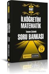 Pegem A Yayıncılık - Akademik Kitaplar - 2019 KPSS ÖABT İlköğretim Matematik Tamamı Çözümlü Soru Bankası