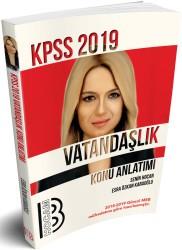 Benim Hocam Yayınları - 2019 KPSS Vatandaşlık Konu Anlatımı Benim Hocam Yayınları