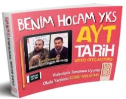 Benim Hocam Yayınları - 2019 YKS AYT Tarih Video Ders Notları Benim Hocam Yayınları