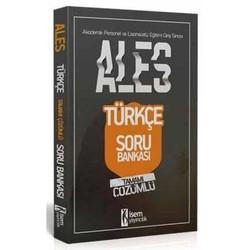 İSEM Yayıncılık - 2020 ALES Türkçe Sözel Yetenek Tamamı Çözümlü Soru Bankası İsem Yayınları