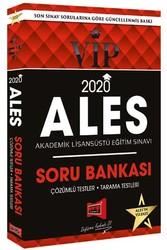Yargı Yayınevi - 2020 ALES VIP Soru Bankası Yargı Yayınları