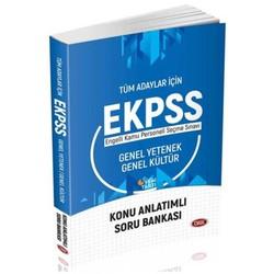 Data Yayınları - 2020 EKPSS Konu Anlatımlı Soru Bankası Data Yayınları